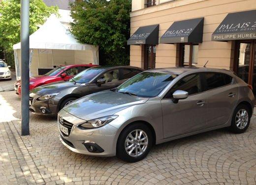 Prova su strada della nuova Mazda3, la Golf nipponica