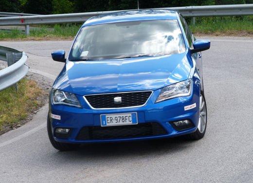 Seat Toledo test drive