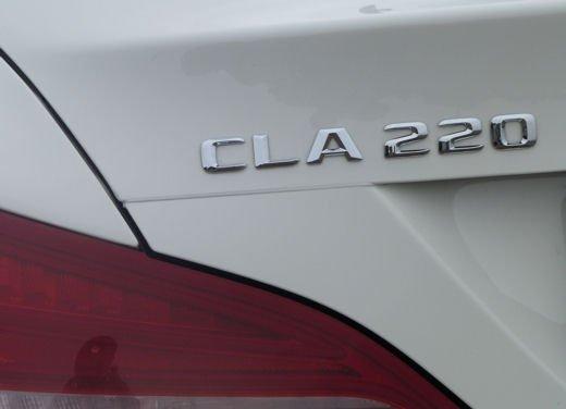 Mercedes CLA long test drive - Foto 9 di 36