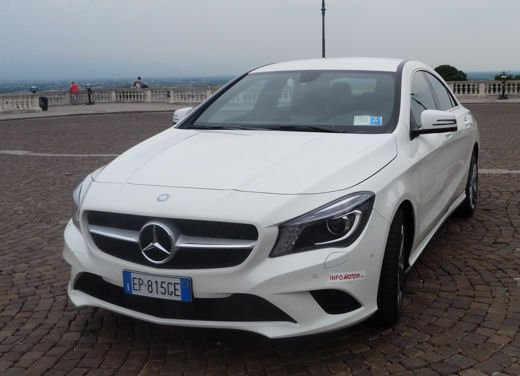 Mercedes CLA long test drive - Foto 1 di 36