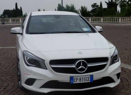 Mercedes CLA long test drive - Foto 11 di 36