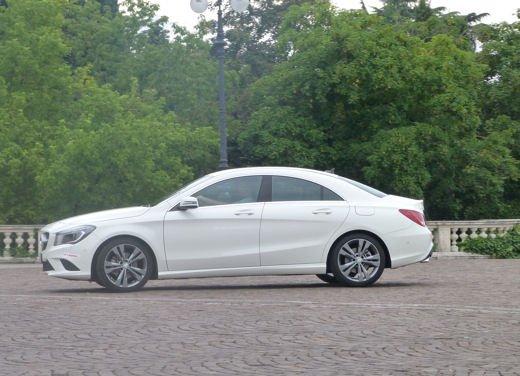 Mercedes CLA long test drive - Foto 13 di 36