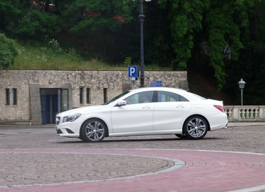 Mercedes CLA long test drive - Foto 14 di 36