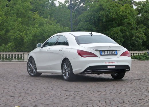 Mercedes CLA long test drive - Foto 15 di 36