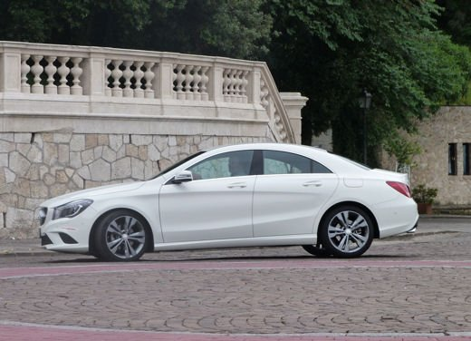 Mercedes CLA long test drive - Foto 16 di 36