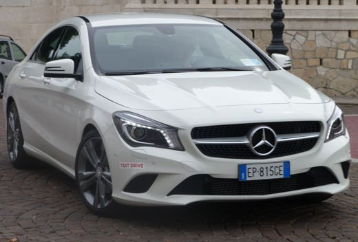 Mercedes CLA long test drive - Foto 17 di 36