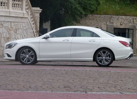 Mercedes CLA long test drive - Foto 21 di 36
