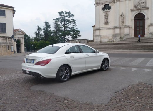 Mercedes CLA long test drive - Foto 8 di 36