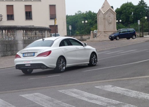 Mercedes CLA long test drive - Foto 19 di 36