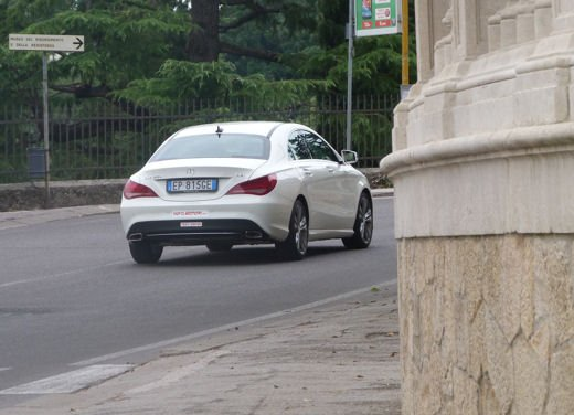 Mercedes CLA long test drive - Foto 20 di 36