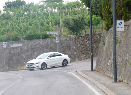 Mercedes CLA long test drive - Foto 22 di 36