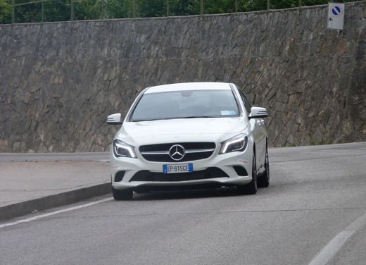 Mercedes CLA long test drive - Foto 23 di 36