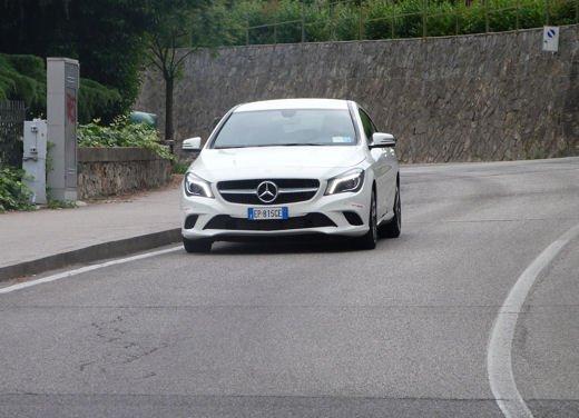 Mercedes CLA long test drive - Foto 24 di 36