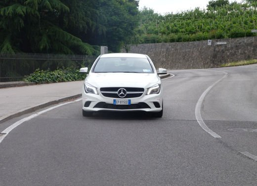 Mercedes CLA long test drive - Foto 25 di 36