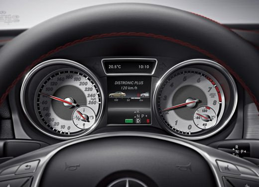 Mercedes CLA long test drive - Foto 35 di 36