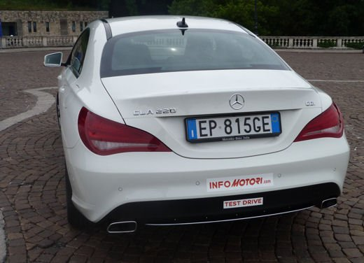 Mercedes CLA long test drive - Foto 2 di 36