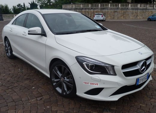 Mercedes CLA long test drive - Foto 3 di 36