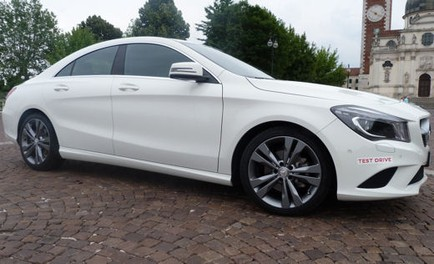 Mercedes CLA long test drive - Foto 5 di 36