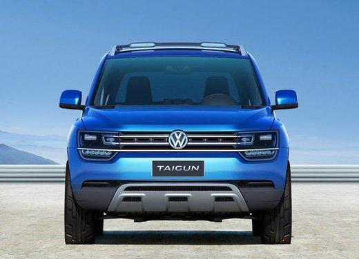 Volkswagen Taigun, il mini suv Volkswagen arriva nel 2016 - Foto 3 di 12
