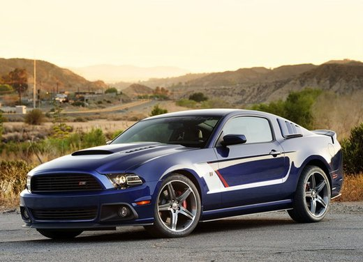 Ford Mustang tuning da 575 CV by Roush Performance