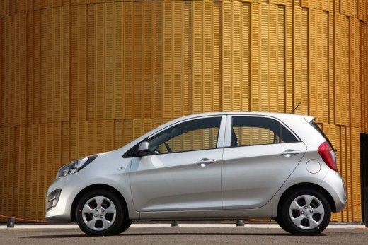 Kia Picanto prezzi in promozione da 8.800 euro con Active Pack