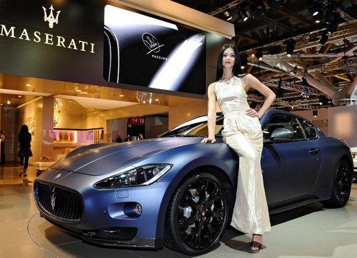 Maserati Granturismo S mimetica - Foto 10 di 10