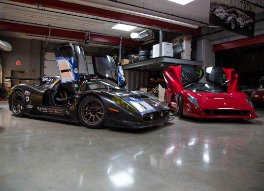 Ferrari P4/5 by Pininfarina e Ferrari P4/5 Competizione si incontrano per la prima volta - Foto 12 di 15