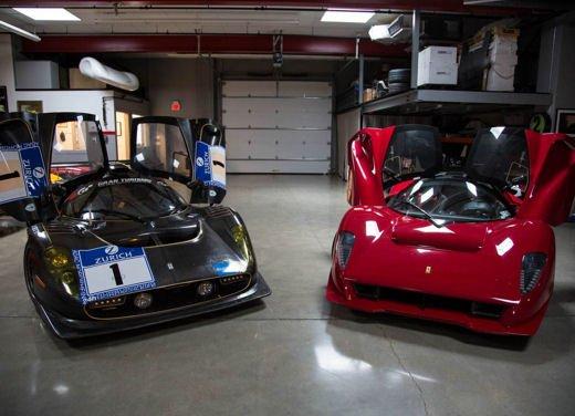 Ferrari P4/5 by Pininfarina e Ferrari P4/5 Competizione si incontrano per la prima volta - Foto 13 di 15