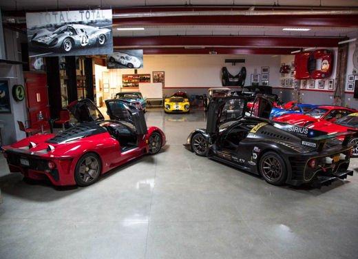 Ferrari P4/5 by Pininfarina e Ferrari P4/5 Competizione si incontrano per la prima volta - Foto 3 di 15