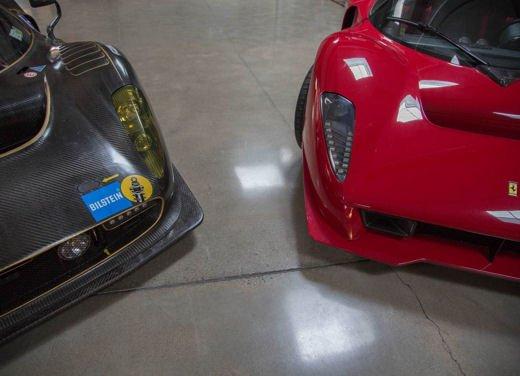 Ferrari P4/5 by Pininfarina e Ferrari P4/5 Competizione si incontrano per la prima volta - Foto 8 di 15