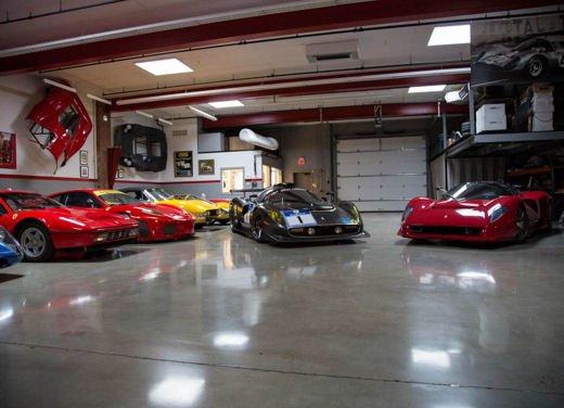 Ferrari P4/5 by Pininfarina e Ferrari P4/5 Competizione si incontrano per la prima volta - Foto 10 di 15