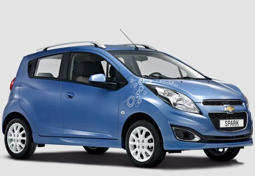 Chevrolet Spark Bubble GPL