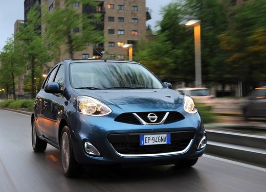 Nissan Micra MY 2014