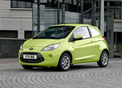 Ford Ka in promozione al prezzo di 7.950 euro