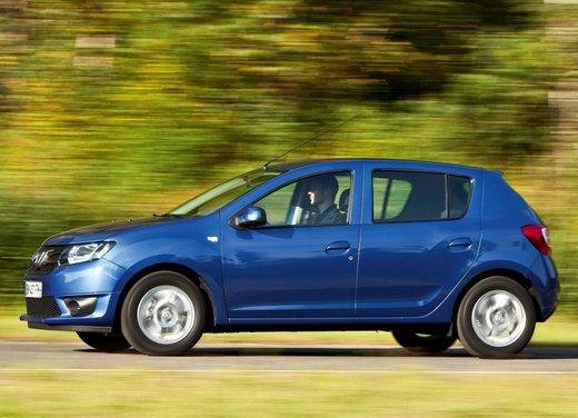 Dacia Sandero e il nuovo motore 0.9 TCe