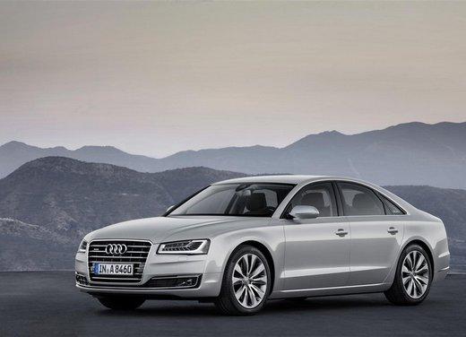 Nuova Audi A8 restyling tutti i prezzi e i motori - Foto 2 di 12