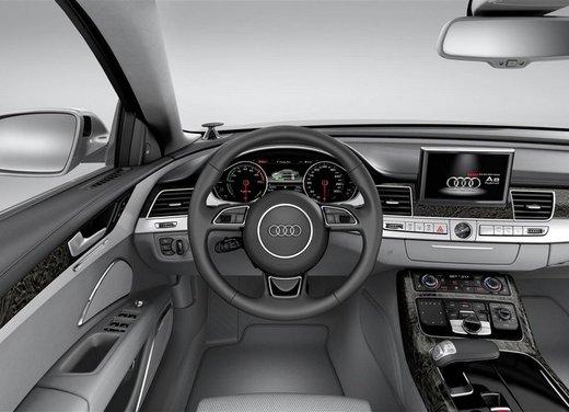 Nuova Audi A8 restyling tutti i prezzi e i motori - Foto 3 di 12