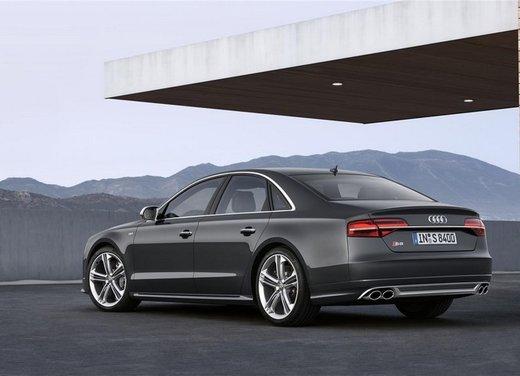 Nuova Audi A8 restyling tutti i prezzi e i motori - Foto 4 di 12