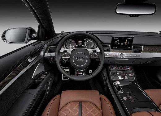 Nuova Audi A8 restyling tutti i prezzi e i motori - Foto 5 di 12