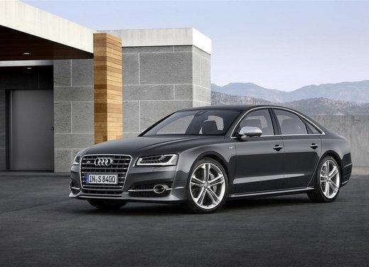 Nuova Audi A8 restyling tutti i prezzi e i motori - Foto 6 di 12