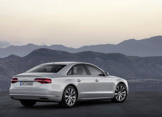 Nuova Audi A8 restyling tutti i prezzi e i motori - Foto 7 di 12