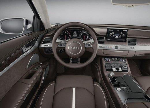 Nuova Audi A8 restyling tutti i prezzi e i motori - Foto 8 di 12
