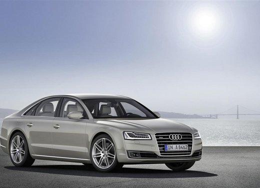 Nuova Audi A8 restyling tutti i prezzi e i motori - Foto 9 di 12