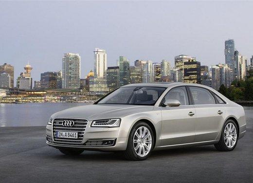 Nuova Audi A8 restyling tutti i prezzi e i motori - Foto 12 di 12