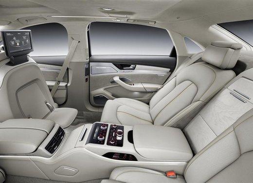 Nuova Audi A8 restyling tutti i prezzi e i motori - Foto 10 di 12