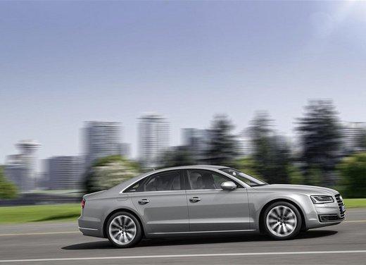 Nuova Audi A8 restyling tutti i prezzi e i motori - Foto 1 di 12