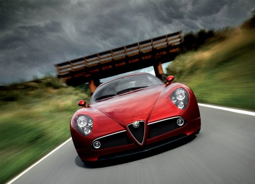 Alfa Romeo Sport Coupé by Grigory Bars - Foto 10 di 10