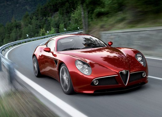 Alfa Romeo Sport Coupé by Grigory Bars - Foto 9 di 10