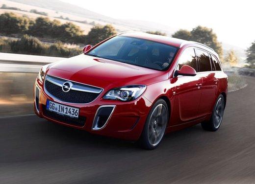 Opel Insignia Sports Tourer - Foto 4 di 6