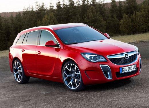 Opel Insignia Sports Tourer - Foto 5 di 6